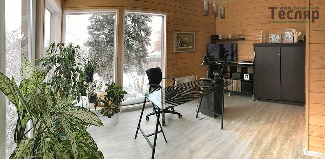 Новый дом/выстака